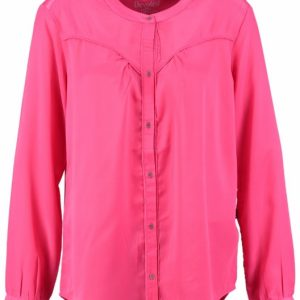10 Feet polyester blouse hot pink
