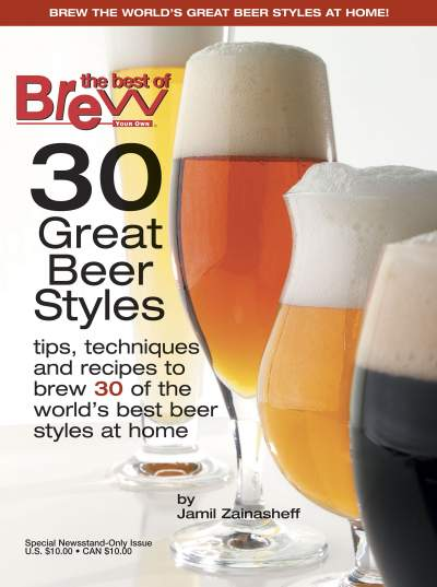 '30 Great Beer Styles'