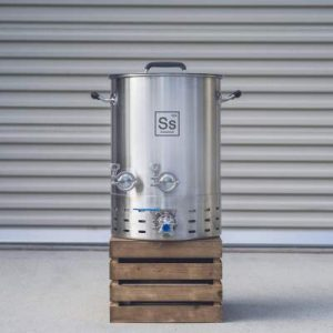Ss Brewtech™ Brewmaster Edition Kettle 38 l (10 gal)