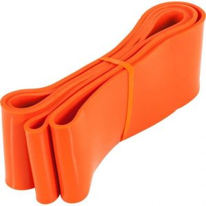 Weerstandsband - Resistance band - 208 x 0,45 x 8,3 cm - Latex - Gorilla Sports